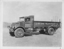 1930s Mack F Series Dump Truck Press Photo 0154 Dominion Steel /& Coal