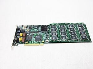 Eicon-DIVA-Server-PRI-800-217-02-ISDN-Terminal-PCI-Adapter-Card-with-Addons