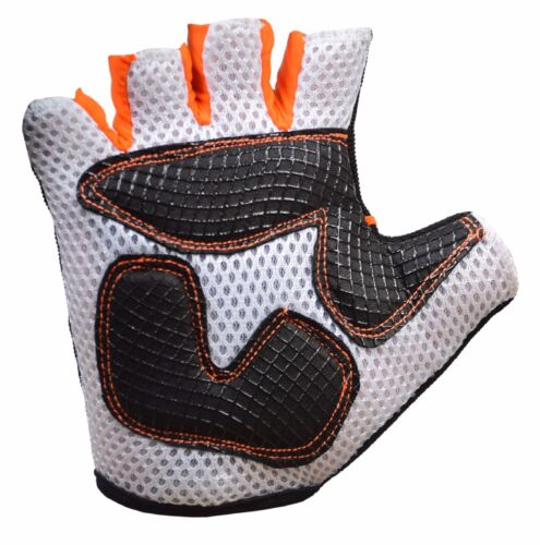 Weight Lifting Gloves Gym Exercise Fitness Padded Cycling Body Building Training
