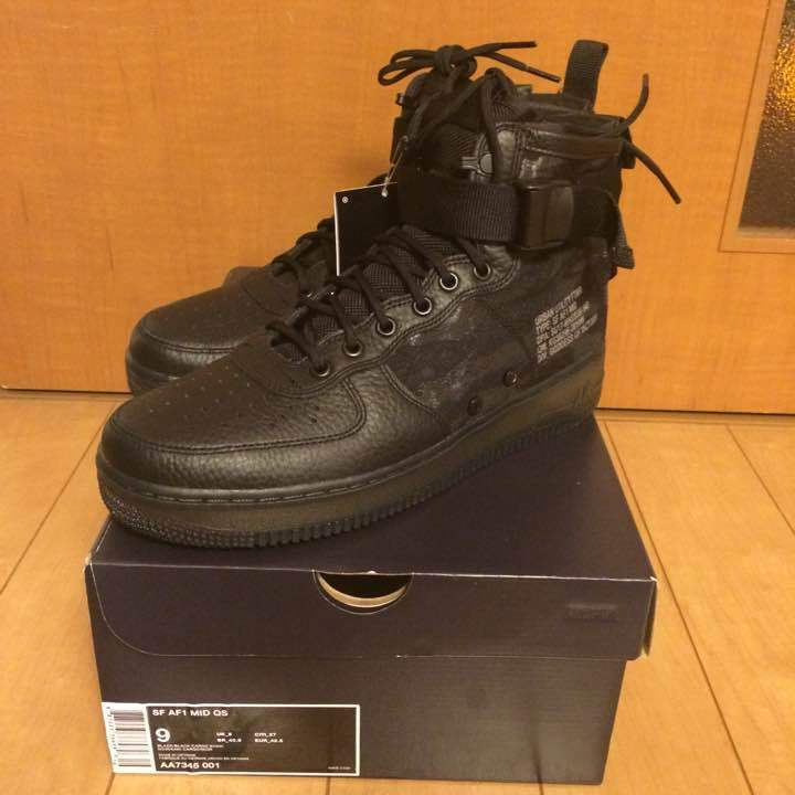 SF AF1 MID QS special field Air Force 27cm from japan (5539