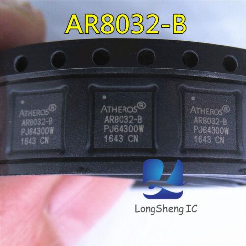 5pcs AR8032-B QFN32 Fast Ethernet transceiver new