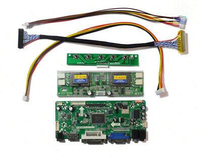 HDMI DVI VGAcontroller board Kit for  Panel M220Z1-L03 1680X1050 LED Lvds