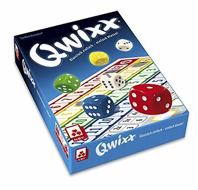 QWIXX Dice Game 4015 Nominated For The Game Of The Year 2013 NSV