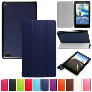 Magnetic-Smart-Leather-Slim-Case-Cover-Stand-For-2017-Amazon-Kindle-Fire-7-HD-8
