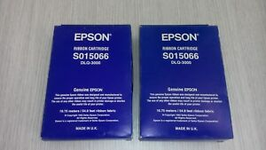 Kit-2-nastro-EPSON-C13S015066-nero-per-DLQ-3000-DLQ-3000-DLQ-3500