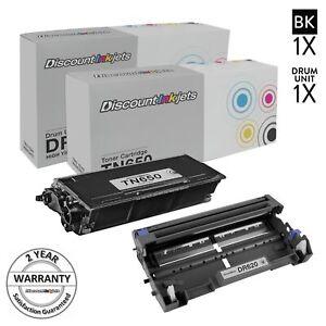2PK-TN650-amp-DR620-for-Brother-Toner-Cartridge-amp-Drum-DCP-8050D-HL-5340D-MFC-8370