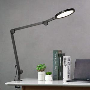 Lampe de Bureau EYOCEAN 12W d'Architecte, avec Pince, LED Protection...