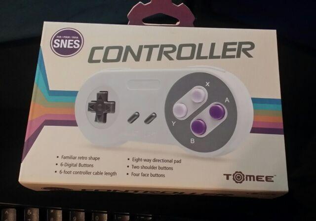 SNES Classic  Controller - New in Box (Super Nintendo)