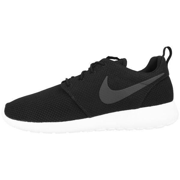 Nike roshe uno schuhe uomini scarpe laufschuhe rosheone nero 511881-010 libero