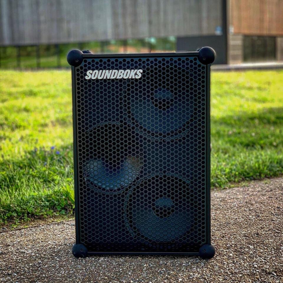 Lej Soundboks fra 99,- kr. intet depositum!