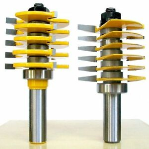 2pc-1-2-034-SH-Adjustable-Box-amp-Finger-Joint-Router-Bit-Set-S