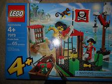 LEGO 7073 Pirates Junior Pirate Dock New Sealed Retired MISB