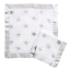 anais issie security blanket dusty 100/% cotton muslin aden by 2 pack
