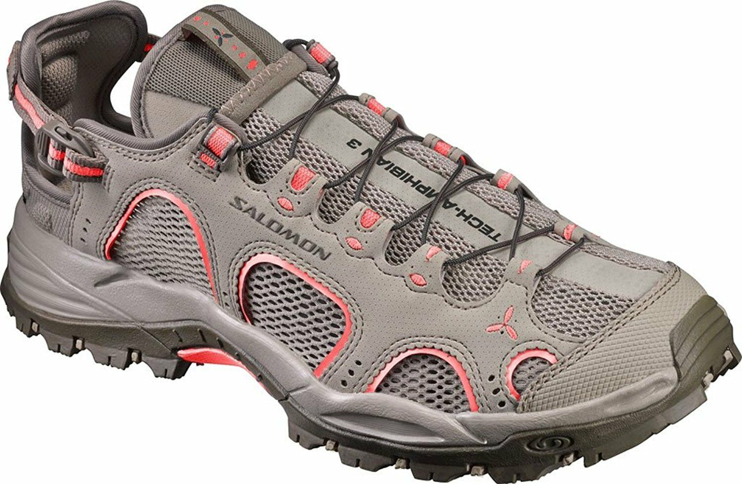 Salomon Womens Techamphibian 3 Athletic Sneakers- Pick SZ/Color.