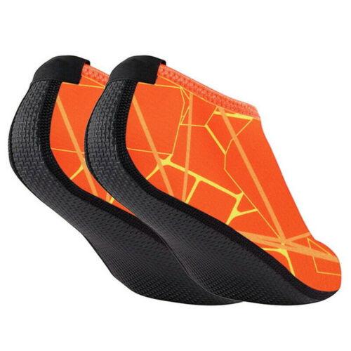 Unisex Aqua Shoes Mens Womens Water Socks Slip On Sea Wet Beach Swim Surf TH