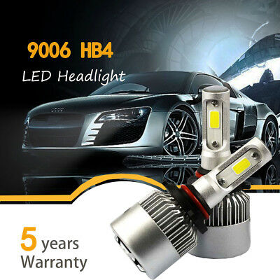 9006 HB4 980W 147000LM LED Headlight Kit Low Beam Bulbs 6000K White High Power