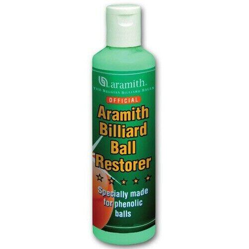 Produit renovateur Aramith pour billes de billard