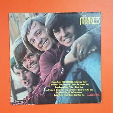 MONKEES s/t COM 101 Mono LP Vinyl VG Cover VG