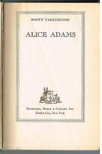 Alice-Adams-by-Booth-Tarkington-1921-1st-Ed-Vintage-Book