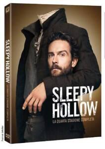 Sleepy Hollow - Stagione 04 (4 Dvd) 20TH CENTURY FOX - Italia - Sleepy Hollow - Stagione 04 (4 Dvd) 20TH CENTURY FOX - Italia