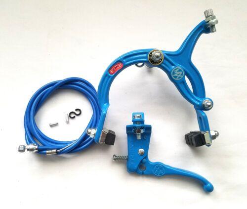 Vintage Formos MX 1000A Rear Brake Set Sky Blue NOS
