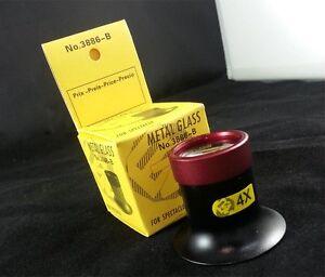 High-Quality-MSA-00-015-Aluminium-Watch-Jewelry-Eye-Loupe-Loope-Magnifier-Tool