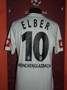 ELBER-BORUSSIA-MONCHENGLADBACH-05-06-MAGLIA-SHIRT-CALCIO-FOOTBALL-MAILLOT-JERSEY