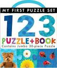123 Book and Puzzle Set by Tiger Tales (Book, 2013)