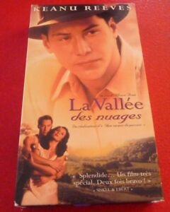 VHS-Movie-La-Vallee-des-Nuages-Version-Francaise