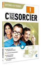 "DVD ""C est Pas Sorcier :histoires de pierres"""