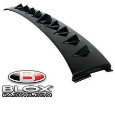 BLOX Racing Mitsubishi Evolution VIII IX Vortex Generator diffuser ABS - EVO 8/9