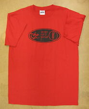 PAGE PLANT Walking Into Clarksdale Promo CONCERT T-SHIRT Local Crew LED ZEPPELIN