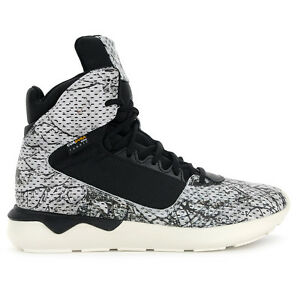 Adidas-Men-039-s-Tubular-GSG9-Cordura-Snow-Camo-White-Black-Shoes-S82515-NEW