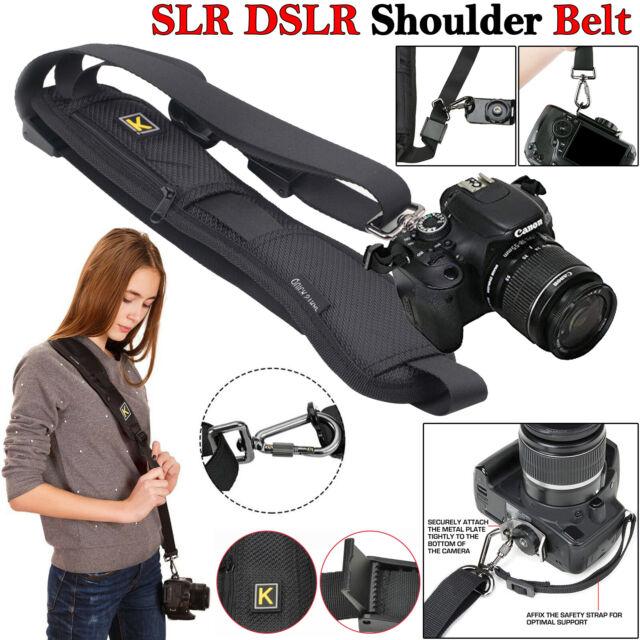 Quick Sling Camera Single Shoulder Belt Strap DSLR SLR Cameras Strap BeltW