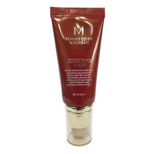 Missha M Perfect Cover BB Cream SPF42 PA+++ NO.27 (Honey beige) 50g