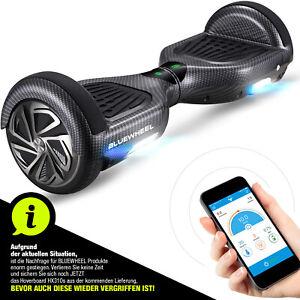 """6.5"""" Premium Hoverboard Self Balance Scooter HX310s Kinder Sicherheitsmodus App"""