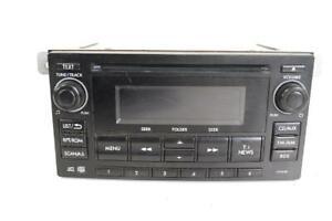 Subaru-Forester-SH-2-0D-AWD-2011-RHD-radio-estereo-reproductor-de-cd-unidad-principal-86201SC320