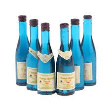 MagiDeal Dollhouse Miniaturen Flaschen Wein Champagnerflaschen Modell Food