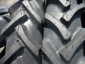 Details about (2) G ALLIS CHALMERS Tractor Tires 7 2X30 w/tubes & (2)  400x12 3 Rib w/Tubes