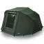 2-Man-039-Fortress-039-Overwrap-039-NGT-Green-Carp-Fishing-Bivvy-Tent-Wrap-With-Window Indexbild 1