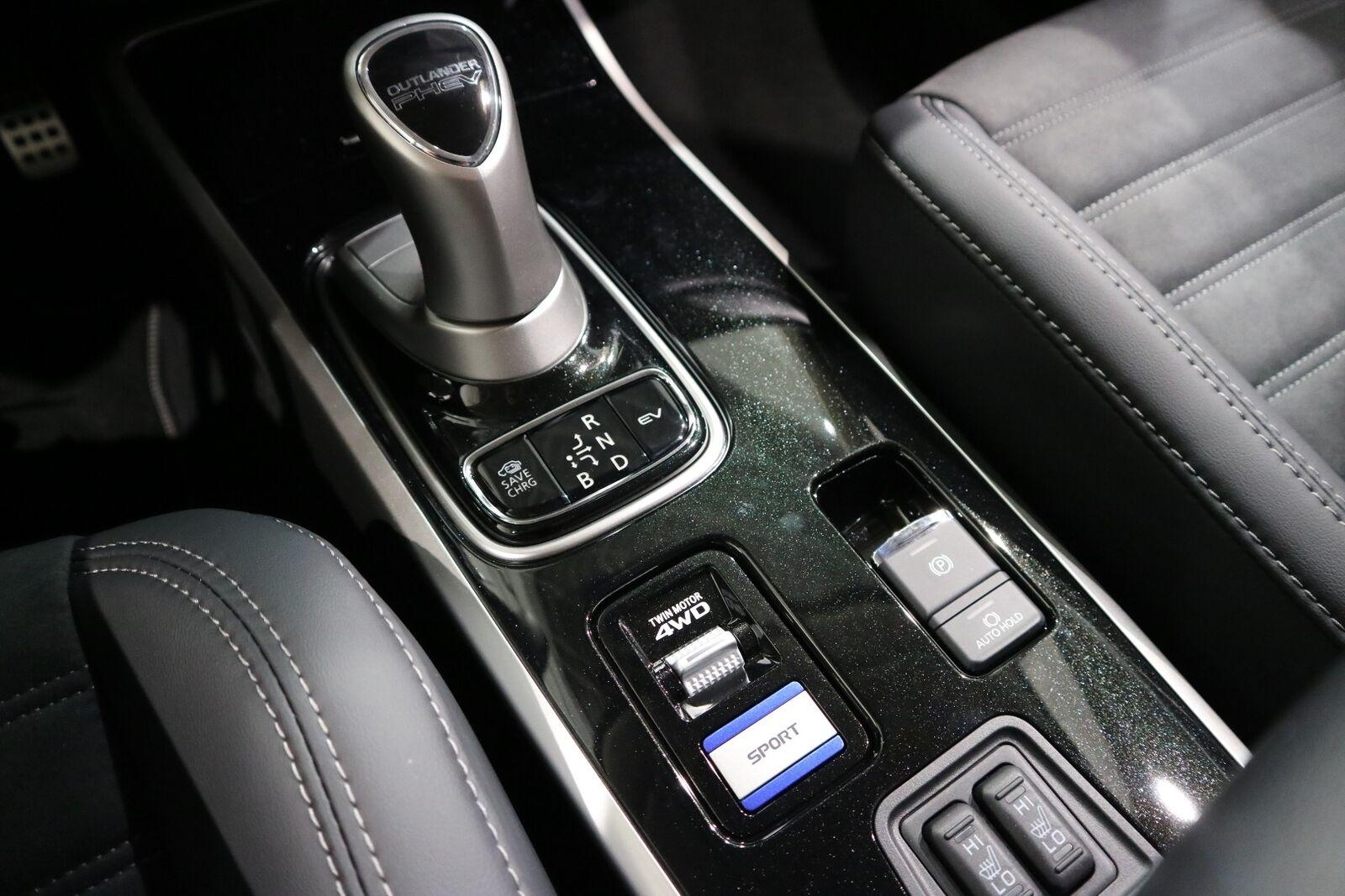 Mitsubishi Outlander 2,4 PHEV Intense CVT 4WD - billede 6