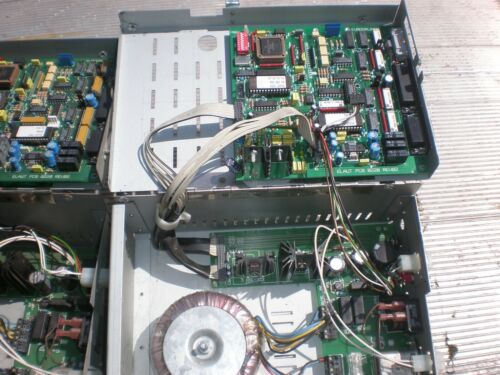 4 arcade elaut mega crane board MAIN PCB sold as is