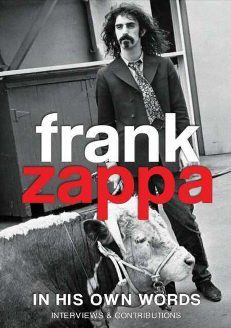 Frank Zappa - in His Own Words Nuovo DVD