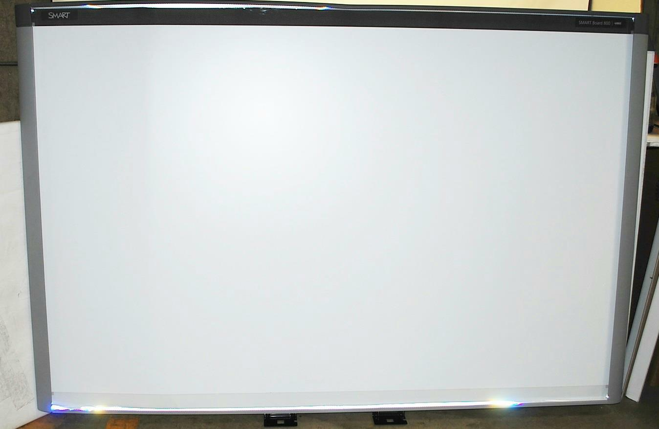 Smart Board Interactive Whiteboard 885 Digital (For Parts) SB885-SMP- 800144228