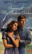 Summer of My German Soldier By: Bette Greene