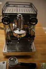 Rocket Appartamento Espresso Machine Cappuccino Coffee Maker Copper White