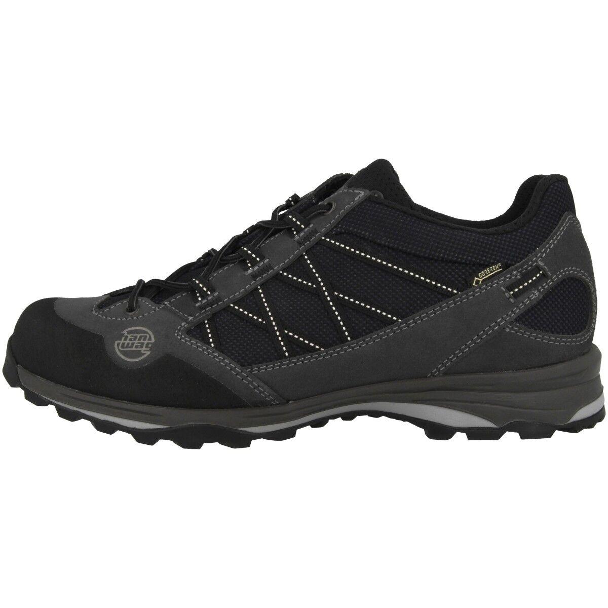 Hanwag Belorado II Low GTX Stiefel Herren Gore-Tex Outdoor Schuhe 201200-064012