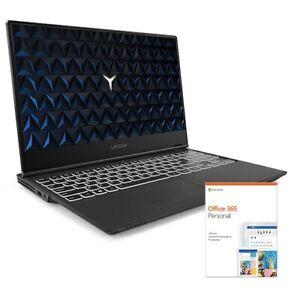Lenovo Legion Y540 15.6 144Hz i7-9750H 16GB RAM 256GB SSD GTX 1660 Ti + Office