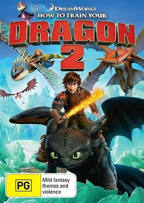 NEW How To Train Your Dragon 2 (DVD, 2014)