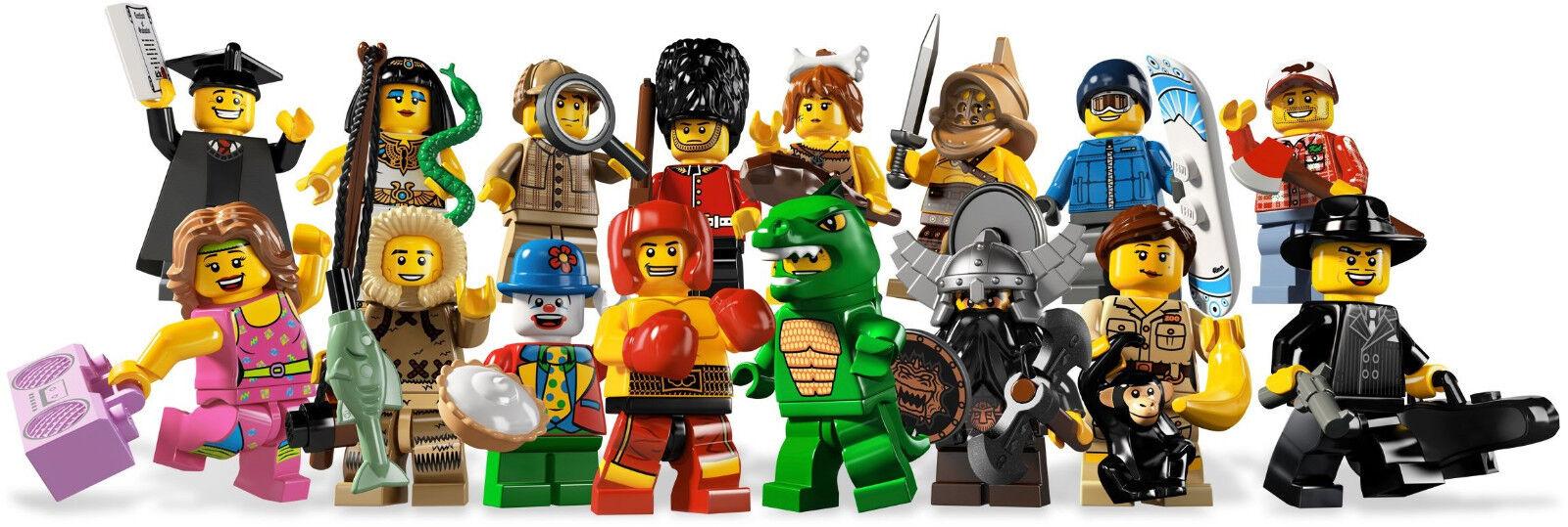 Lego Minifigures - SET 8805 - SERIE 5